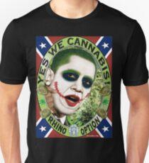 Obama T-Shirt Yes We Cannabis! Unisex T-Shirt