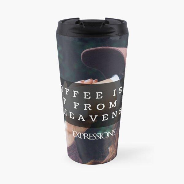 Coffee is a gift Travel Mug