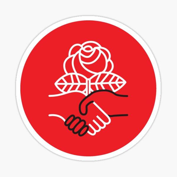 Socialistas Democráticos de América Pegatina