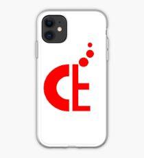 Expressions Elephant Logo iPhone Case