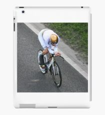 Sir Bradley Wiggins iPad Case/Skin