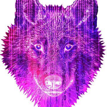 Cyber Wolf by harrietdenson