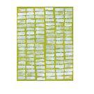 Mid Century Modern Citron Pattern  by Jan Weiss