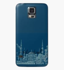 Blue Mosque 2 Case/Skin for Samsung Galaxy