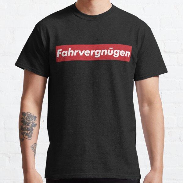 Fahrvergnügen Supreme Classic T-Shirt