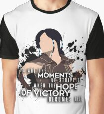 Hope of Victory - Satele Shan Graphic T-Shirt
