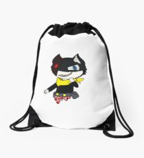 Morgana design Drawstring Bag