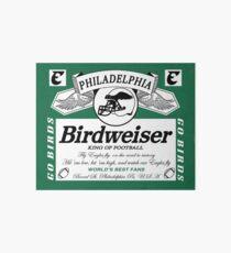Birdweiser 1 Art Board