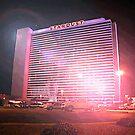 Stardust Las Vegas Vector Graphic #1 by urbanphotos