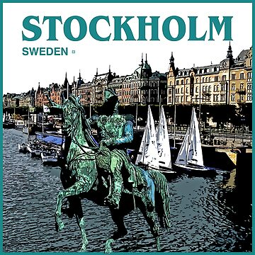 Stockholm World Tour in Sweden by vysolo