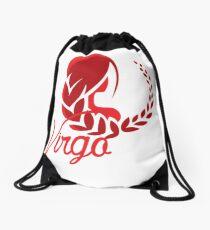 Zodiac Sign - Virgo Drawstring Bag