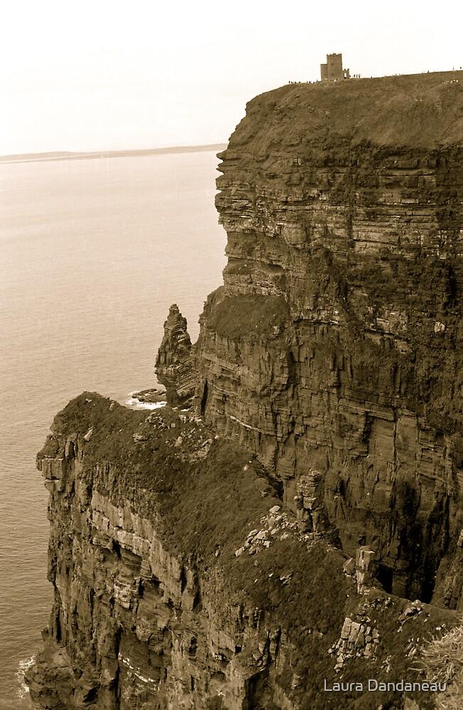 Towering over the Atlantic by Laura Dandaneau