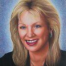 Portrait of Aunt Laurie by laumbach90