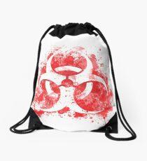 Spread the plague Drawstring Bag