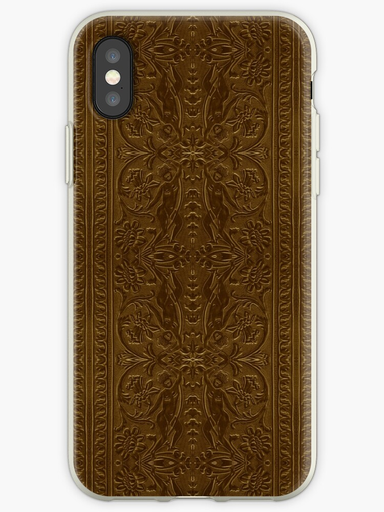 Tooled Leather iPhone / Samsung Galaxy Case by Tucoshoppe