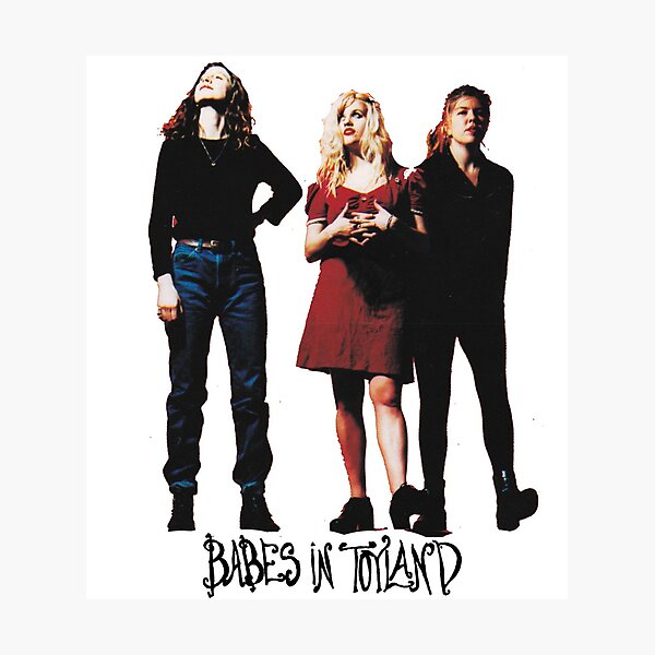 Babes In Toyland  Photographic Print