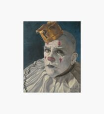 Puddles Pity Party Art Board