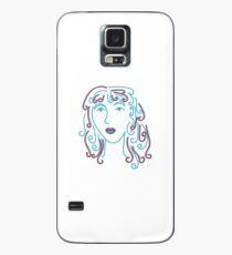 Girl Case/Skin for Samsung Galaxy