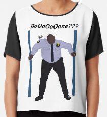 BOoOOoNE? Chiffon Top