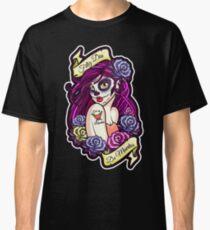 La Catrina - Dia De Los Muertos  Classic T-Shirt