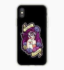 La Catrina - Dia De Los Muertos  iPhone Case