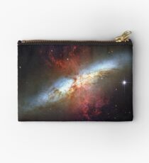 Starburst Galaxy Messier 82 Studio Pouch