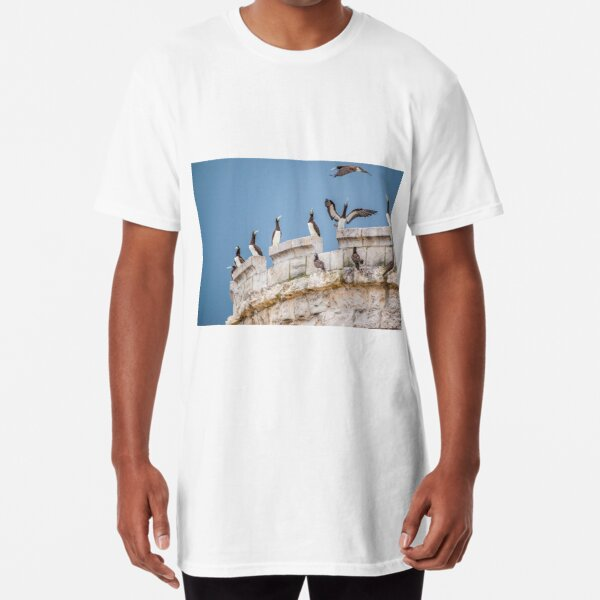 No room on the tower Long T-Shirt