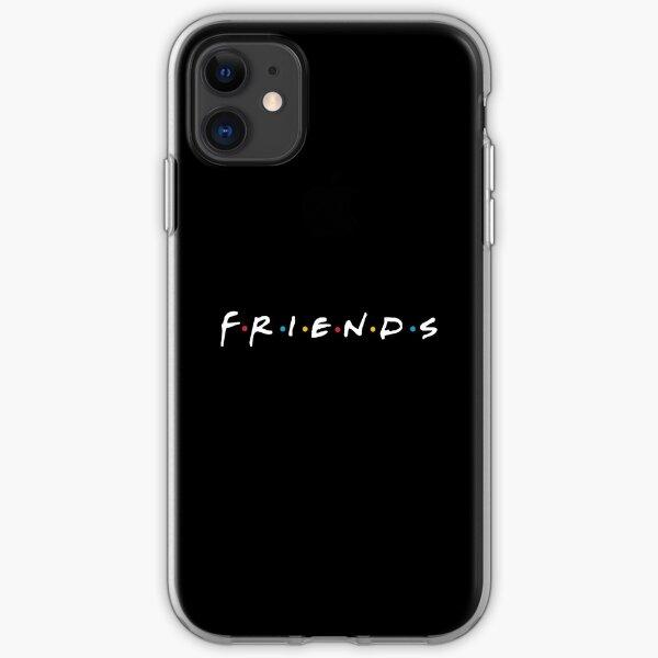 F.R.I.E.N.D.S iPhone Soft Case