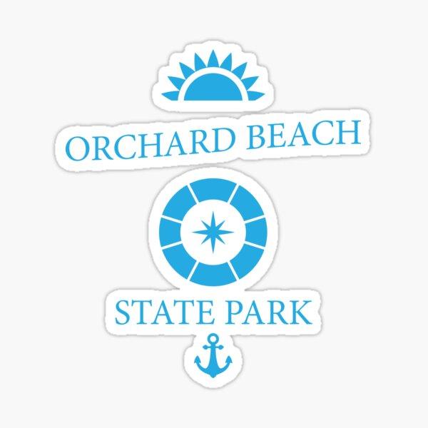 Orchard Beach State Park Sticker
