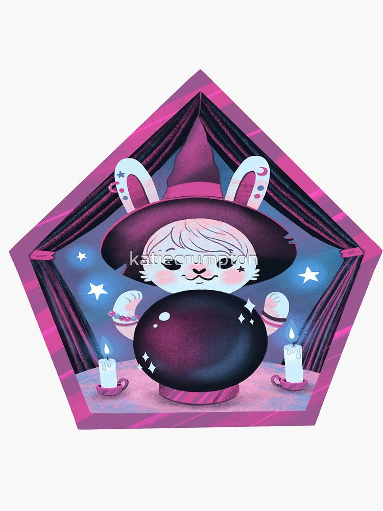 Crystal Ball Bunny de katiecrumpton
