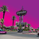 Stardust Las Vegas Vector Graphic #17 by urbanphotos
