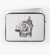 A Study in Scarlet Arthur Conan Doyle Illustration Laptop Sleeve