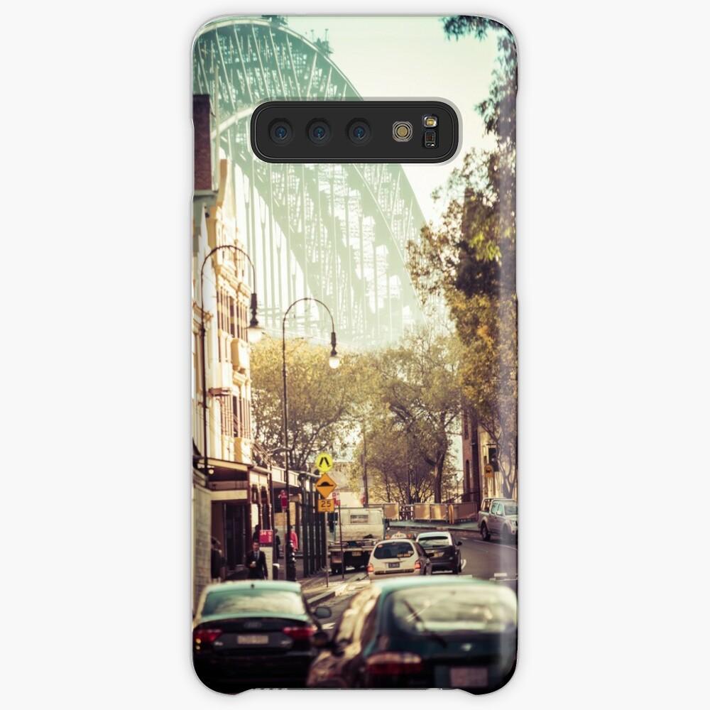 Vintage Rocks - Sydney, Australia Case & Skin for Samsung Galaxy