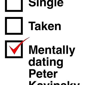Mentally dating Peter Kavinsky by nicoloreto