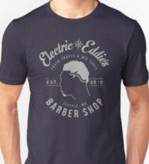 Electric Eddie's Barber Shop Unisex T-Shirt