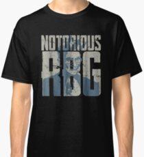 Notorious RBG Outline T-Shirt Classic T-Shirt