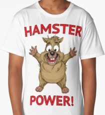 Hamster Power Long T-Shirt