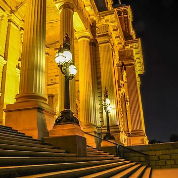 Parliament House, Melbourne by houseofgolden