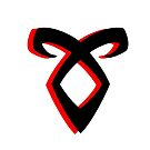 Red Rune - Save Shadowhunters Goodies by notourlasthunt