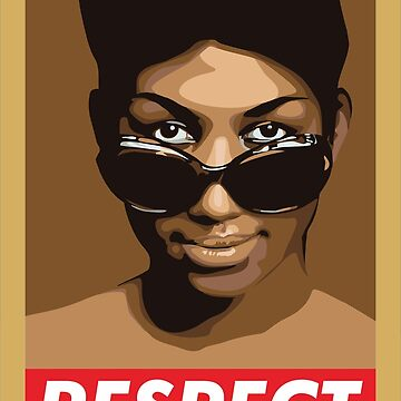 respect  by Jessicamon