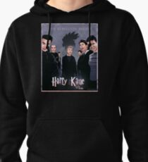 Harry Kane and the Order of Spurs Pullover Hoodie