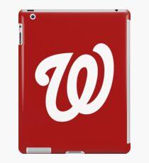 Altenative Washington Nationals iPad Case/Skin
