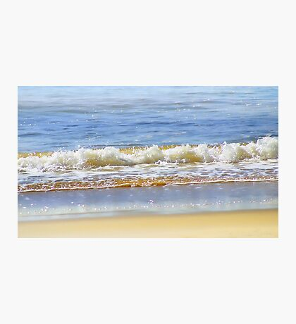 By the Coral Sea Photographic Print