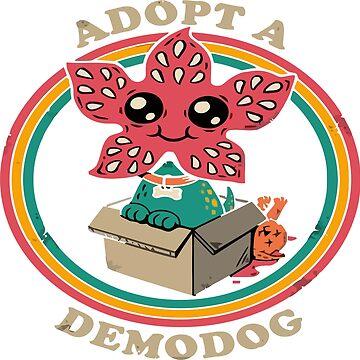Adopt a demodog by FrauNorberto