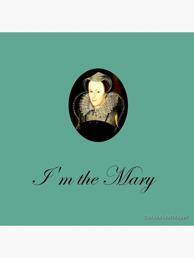Mary Queen of Scots by chihuahuashower
