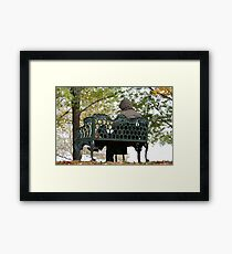 Alone Time Framed Print