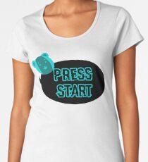 Press Start! Women's Premium T-Shirt