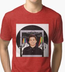 Charlie Puth and the E.T. Tri-blend T-Shirt
