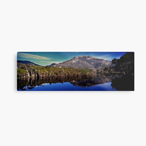 Tidal River, Wilson Promontory, Victoria Metal Print