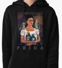 Sudadera con capucha Frida Kahlo